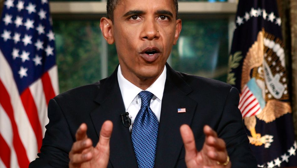 US-Präsident Barack Obama: Schwieriges Krisenmanagement