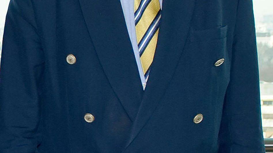 Robert Holzmann (Archivbild von 2012)