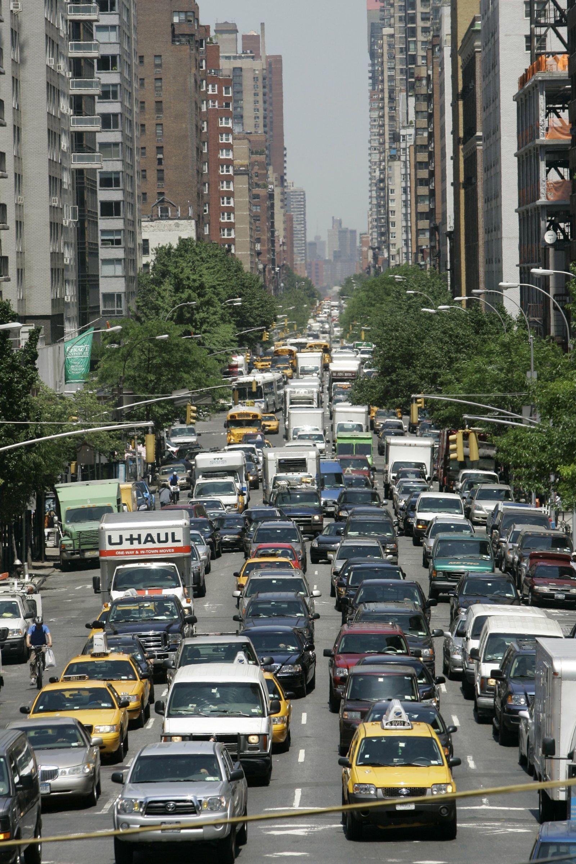 USA / Verkehr