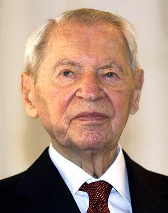 Umtriebiger Unternehmer: Werner Otto