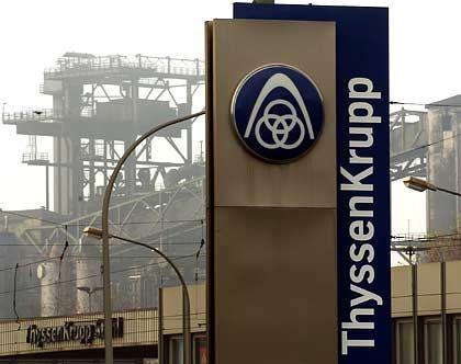 ThyssenKrupp: Gewinne im Stahlgeschäft gleichen Einbrüche in der Autosparte aus