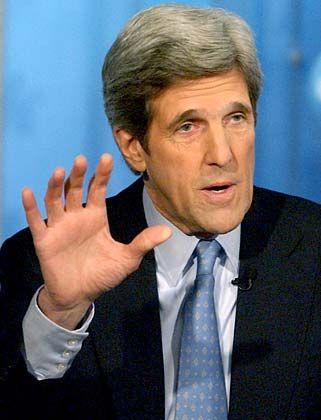 Politprominenz: Der US-Senator und ehemalige Präsidentschaftskandidat John Kerry wird sich in Davos dem Thema Atomkraft widmen