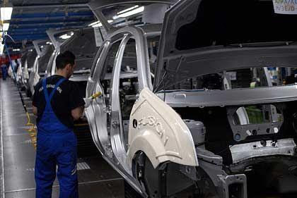 """""""Teurer, aber besser"""":Ford-Produktion in Köln"""