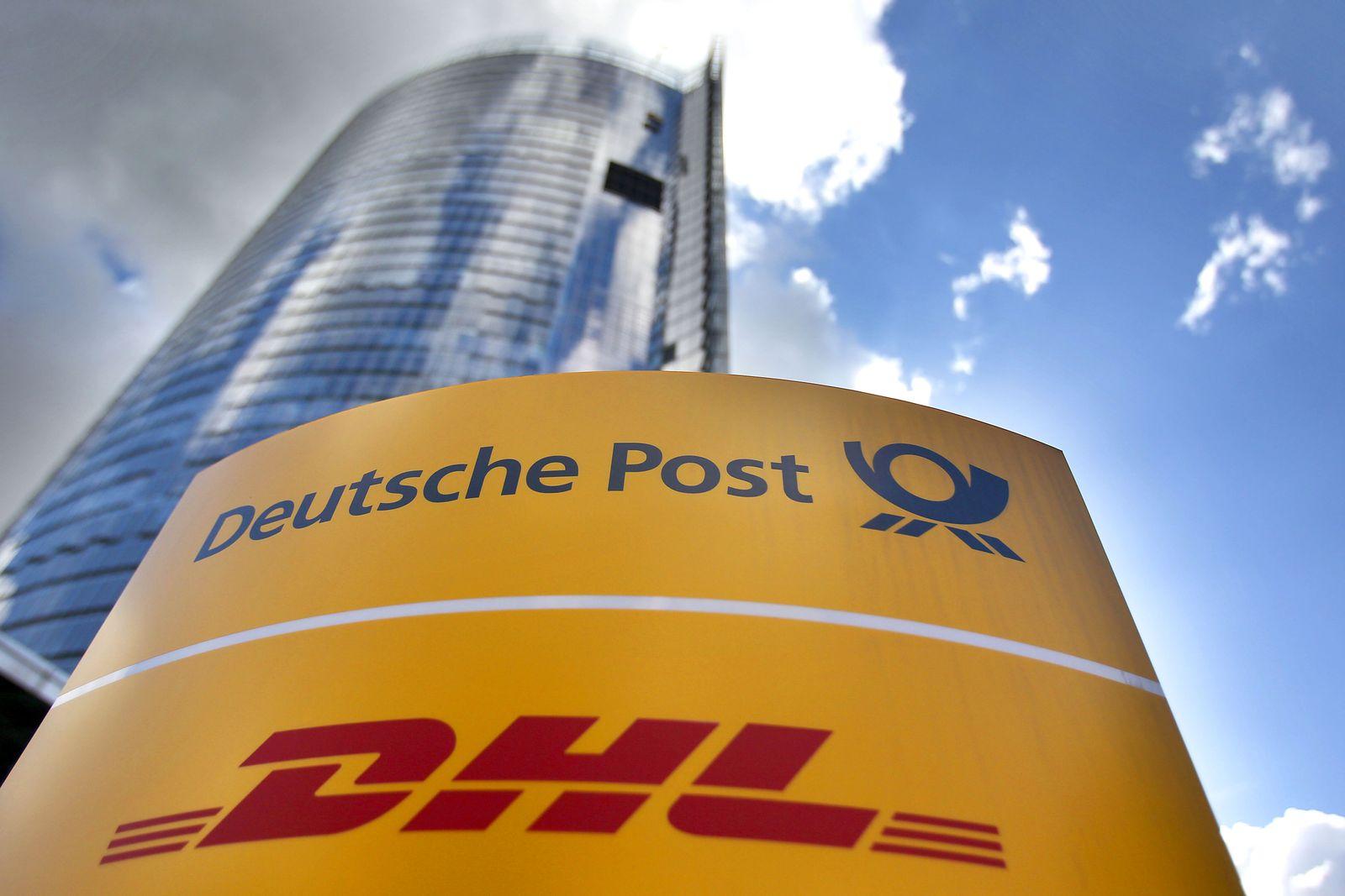 Deutsche Post Zentrale / Posthorn