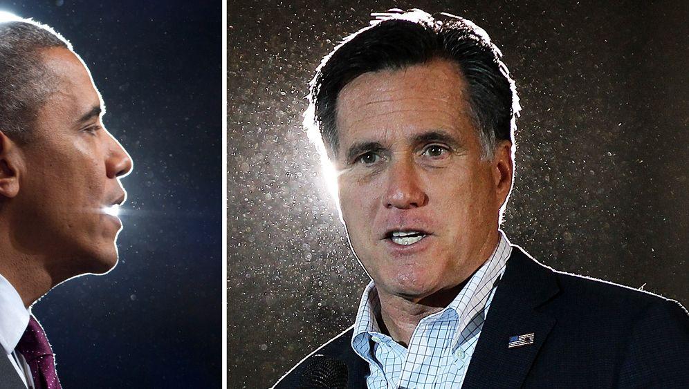 Obama gegen Romney: Die Pläne der Kontrahenten