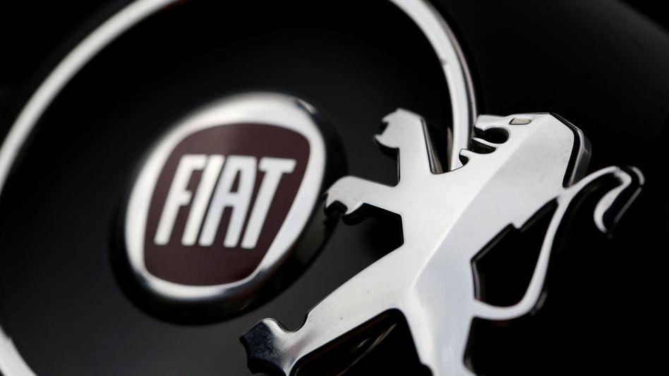 Bald ein gemeinsamer Konzern: Die PSA Groupe mit den Stammmarken Peugeot und Citroën und Fiat Chrysler wollen zum viertgrößten Autobauer fusionieren.