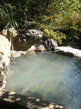 Paradiesisch: Dieses Rotemburu liegt nur wenige Kilometer vom Zentrum Beppus entfernt