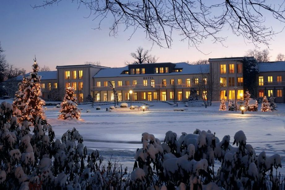 Best Wester Premier Park Hotel & Spa