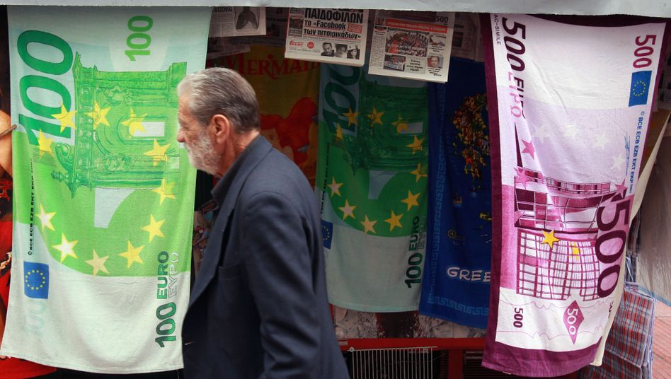 Griechenland: Die Zukunft des Landes ist unsicher. Nur eines ist sicher - es braucht mehr als nur einen Geldregen.