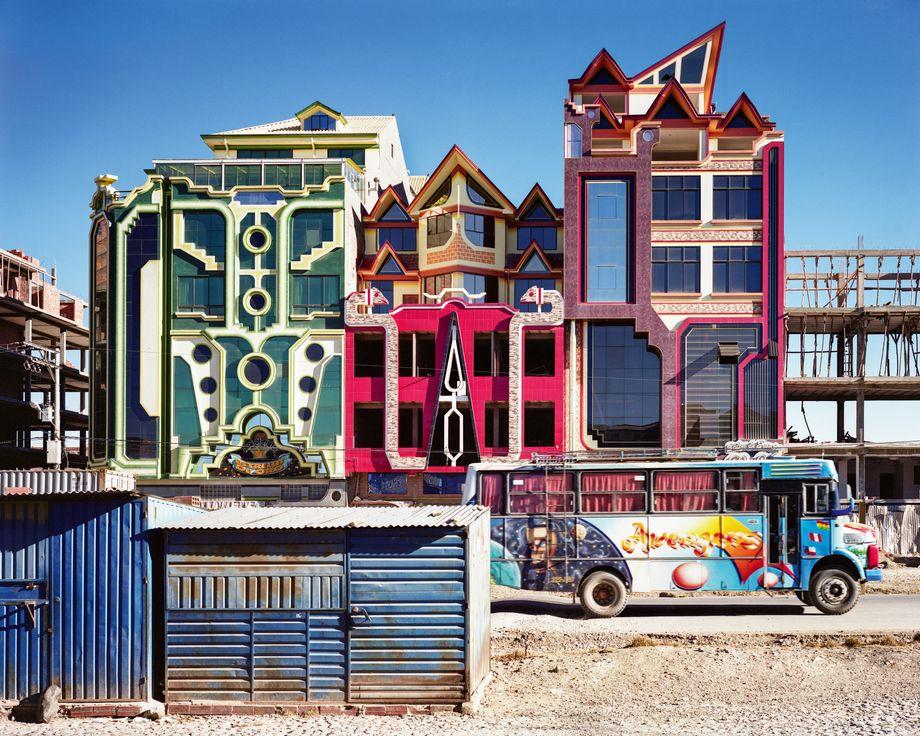 Globale Architektur: Wohnen im Webervogelnest