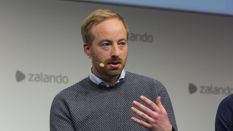 Mehr Zeit für die Familie - und zum Investieren: Zalando-Co-Chef Rubin Ritter