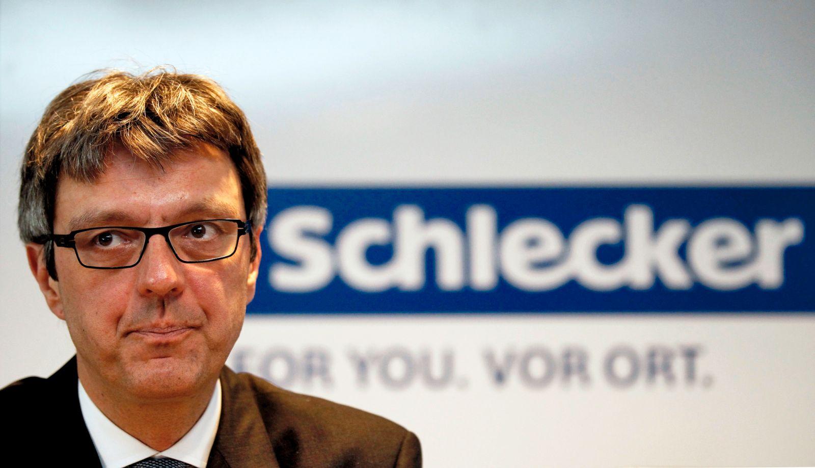 NICHT VERWENDEN Unternehmen/Insolvenzen Schlecker Geiwitz