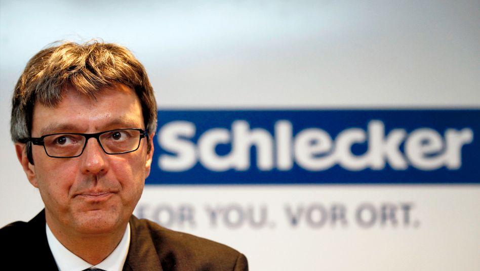 Insolvenzverwalter Geiwitz: Auf Schlecker rollt eine Klagewelle zu