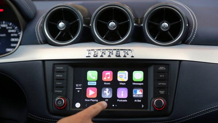 iCar-Pläne: Die bösesten Witze über das Apple-Auto