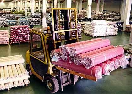 Zara-Produktion: Das Unternehmen kommt weitestgehend ohne externe Partner aus