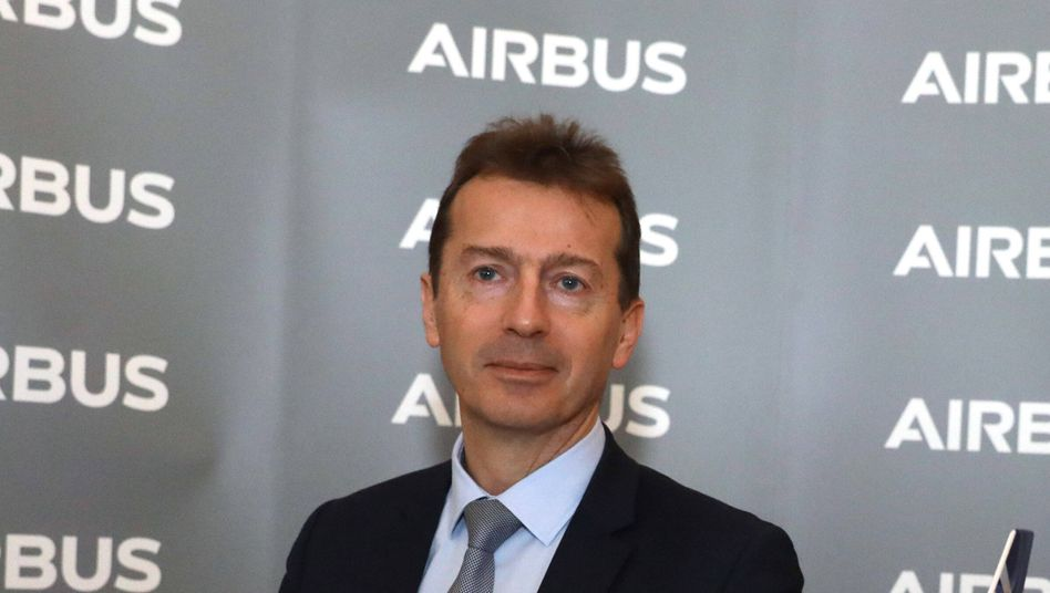 Airbus-Chef Guillaume Faury