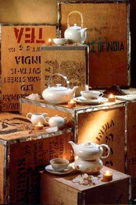 Importware Tee: Das wichtigste Herkunftsland ist Indien