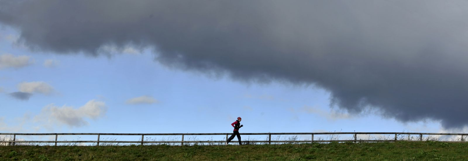 Laufen / Joggen / Regen / Fitness