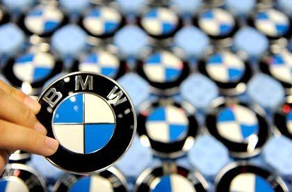 BMW: Für das Gesamtjahr rechnet der Konzern mit einem Absatzrückgang von 10 bis 15 Prozent