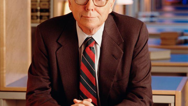 Charlie Munger: Wie tickt die rechte Hand von Warren Buffett?