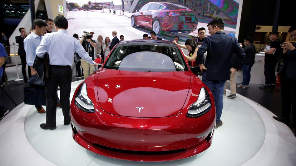Tesla Model 3: FBI ermittelt
