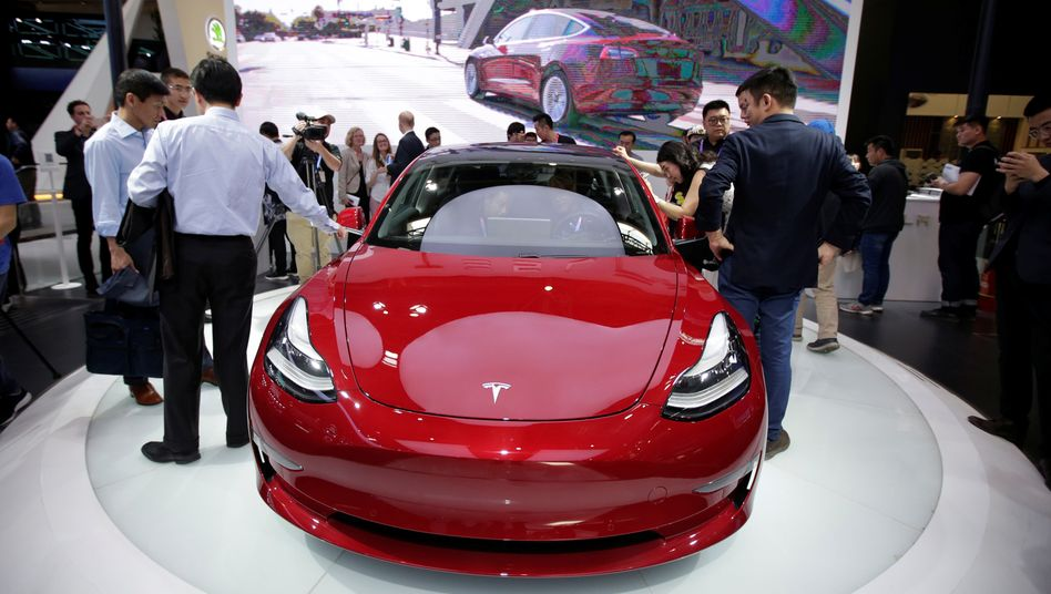 Tesla Model 3: FBI ermittelt