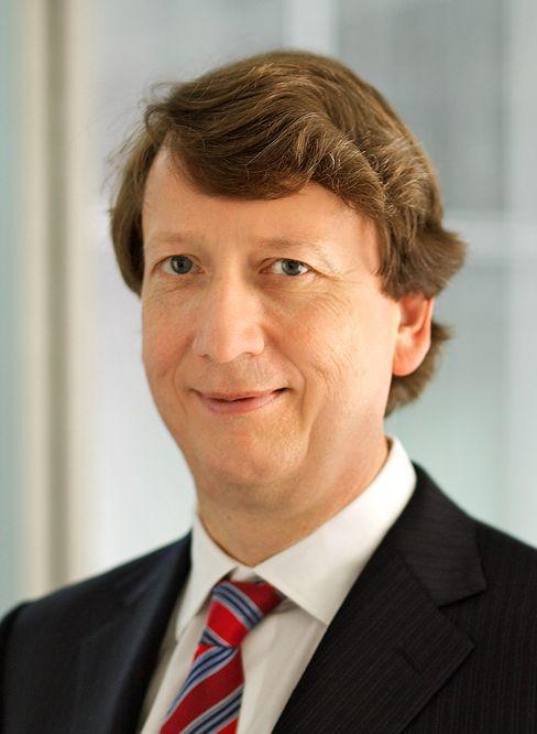 Conti-Finanzvorstand Wolfgang Schäfer