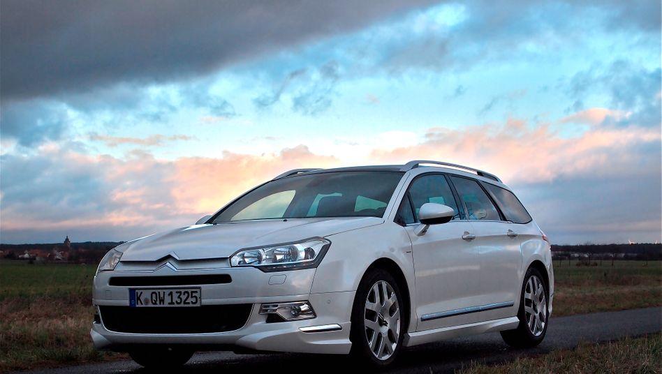 Citroën C5: Opel und PSA prüfen derzeit offenbar, den Bau der Limousine nach Rüsselsheim zu verlegen