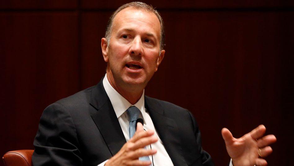 Edward Tilly: Der Chef der Chicagoer Börse wittert gute Geschäfte mit weiteren möglichen Derivaten auf die Digitalwährung Bitcoin