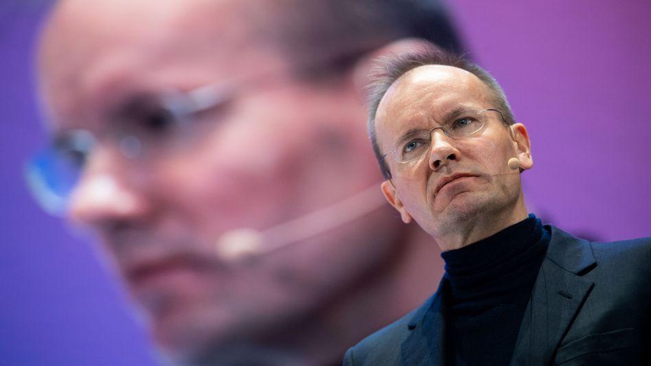 """Markus Braun will die Zukunft von Wirecard """"nicht belasten"""" und tritt als Vorstandschef zurück."""