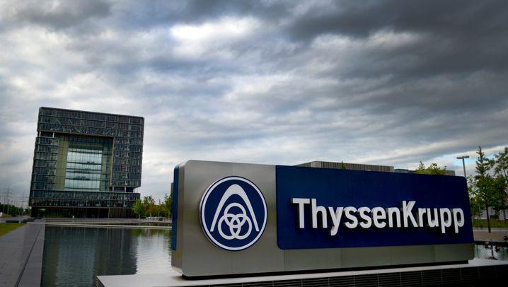 ThyssenKrupp: Was die einzelnen Sparten wert sind