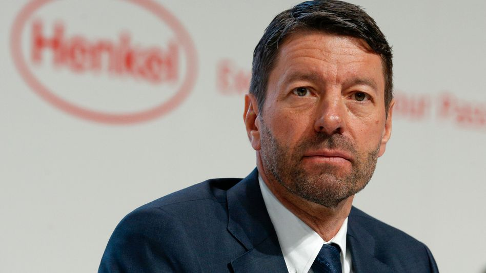 Wechselt an die Adidas-Spitze: Henkel-Chef Kasper Rorsted