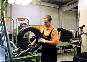 Negatives Votum für den Standort Deutschland: Reifenproduktion von Continental im rumänischen Temeschwar