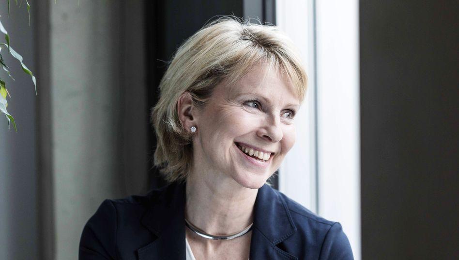 Christine Novakovic: Die ehemalige Kunsthändlerin hat jetzt die operative und regulatorische Führung über das europäische Vermögensverwaltungsgeschäft