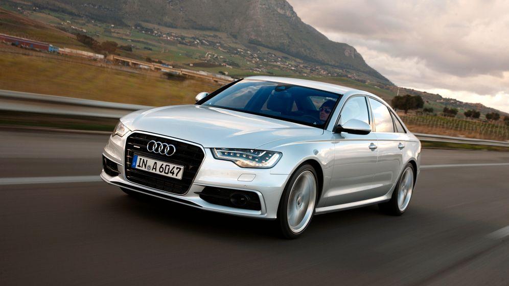 Audi A6: Der Business-Class-Flüsterer