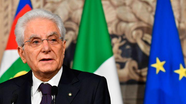 Italien vor der Euro-Wahl: Diese Kräfte ringen um die Macht in Rom
