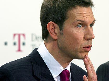 """Telekom-Chef Obermann: """"Winkler hatte großen Anteil am wirtschaftlichen Erfolg"""""""