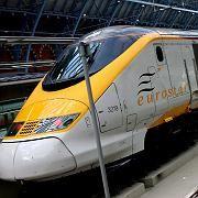 Objekt der Begierde: Die Deutsche Bahn will beim französisch-belgisch-britischen Konsortium Eurostar einsteigen