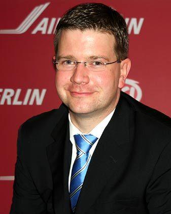 Ulf Hüttmeyer: CFO bei Air Berlin