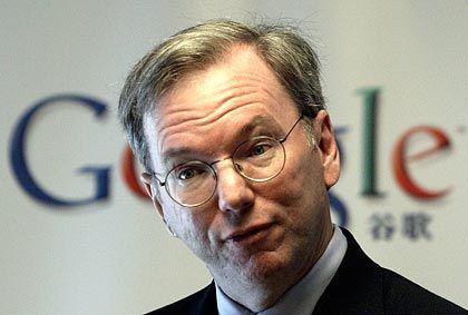 Google-Chef Schmidt: Das Internet Internet wird Nachrichtenanbieter nicht zerstören