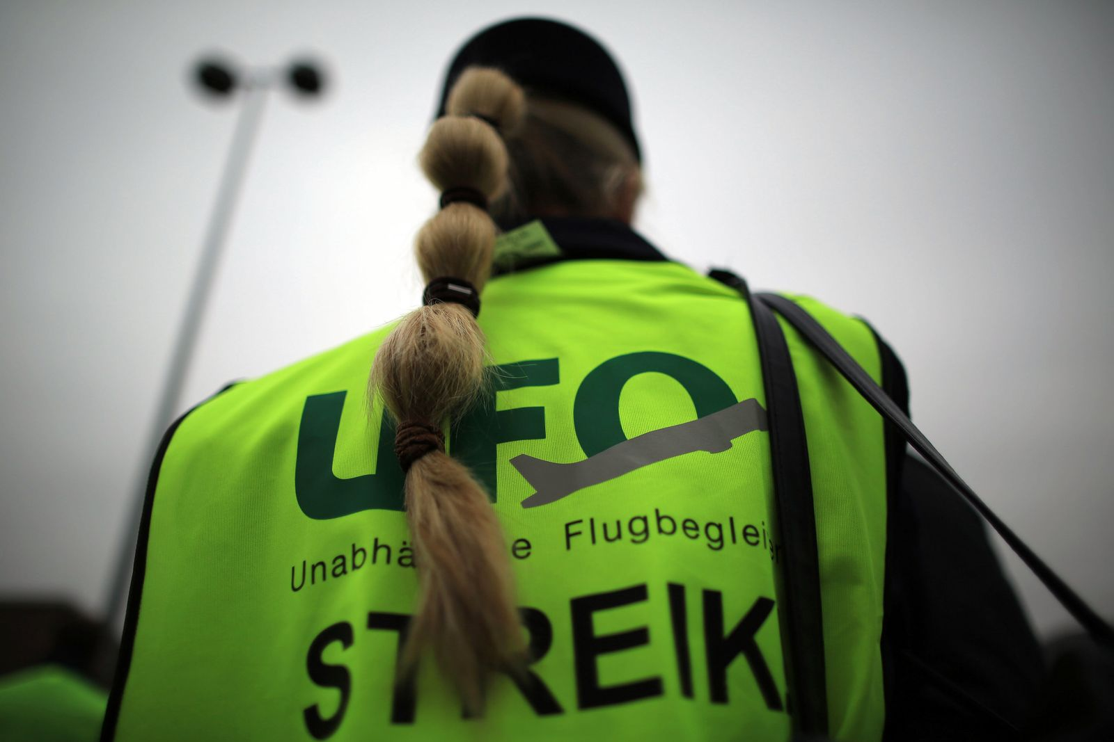 Ufo / Lufthansa / Streik