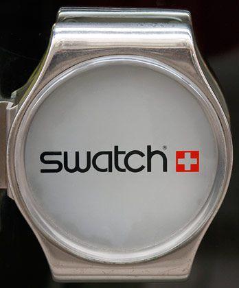 Swatch: Der Schweizer Uhrenhersteller zeigt eine starke Entwicklung