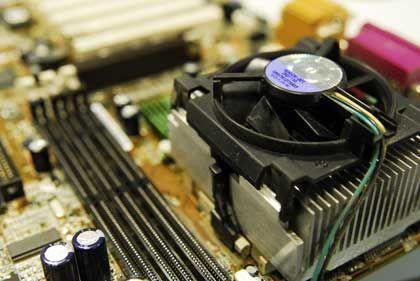 Krachmacher in vielen PCs: Prozessorlüfter lärmen häufig wie ein kleiner Jumbojet