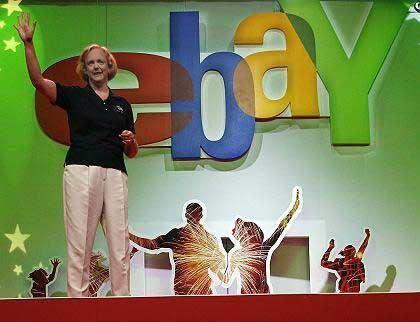 """Ebay-CEO Meg Whitman: """"Wir werden das nicht aufgeben"""""""