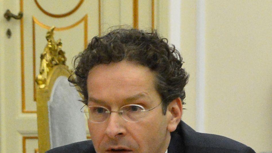 Designierter Euro-Gruppenchef Jeroen Dijsselbloem: Frankreichs Finanzminister legt sich vorsichtshalber quer