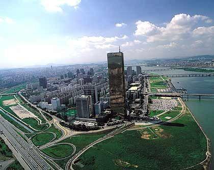 Immobilienstandort Seoul: Die Degi verkaufte dort vor wenigen Tagen eine Immobilie aus dem Fonds Degi International