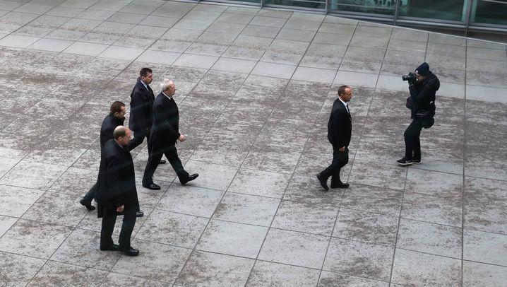 VW-Abgasskandal: Winterkorns großer Tag vor dem Untersuchungsausschuss