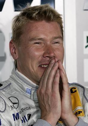 Mika Häkkinen: Zweimalige Formel 1-Weltmeister und sportliche Symbolfigur Finnlands