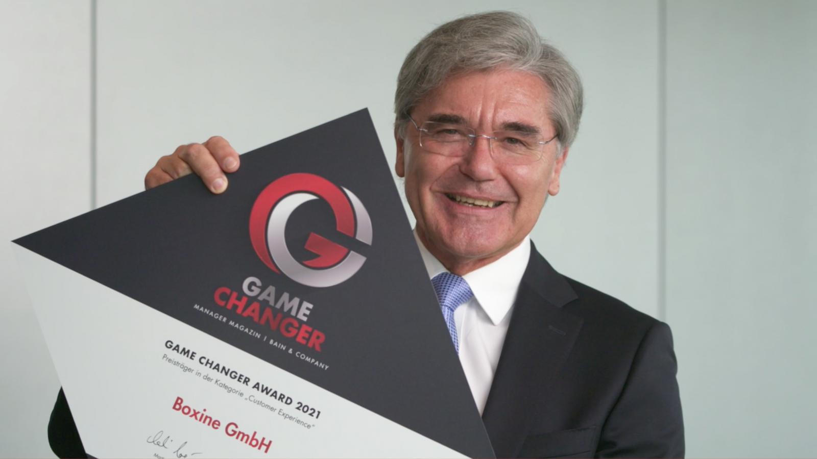 Game Changer 2021 / Joe Kaeser