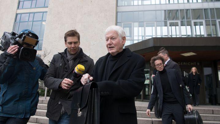 """Anton Schlecker vor Gericht: Insolvenz """"schlicht unvorstellbar"""""""